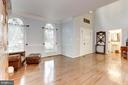 Living Room/Sitting Room - 26048 IVERSON DR, CHANTILLY