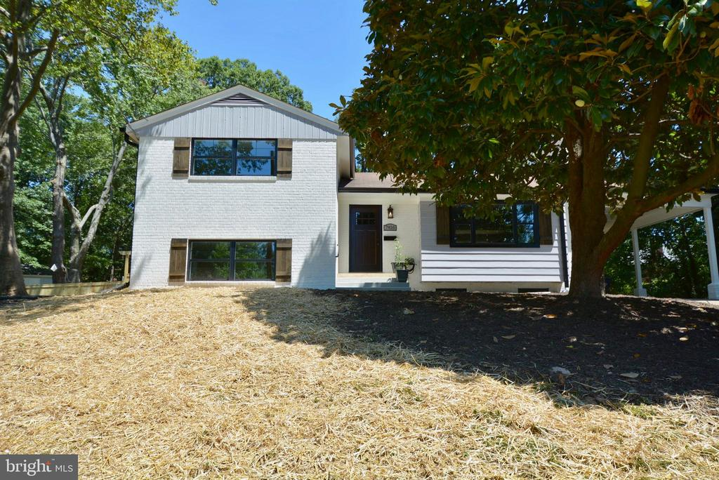 Newly Renovated Split Level Home - 7416 LEIGHTON DR, FALLS CHURCH