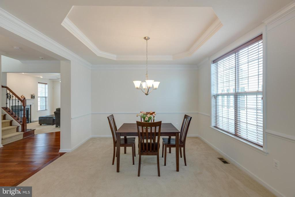 Dining room - 43172 ASHLEY HEIGHTS CIR, ASHBURN