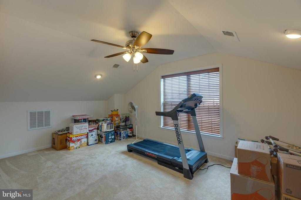 5th bedroom on 3rd level - 43172 ASHLEY HEIGHTS CIR, ASHBURN