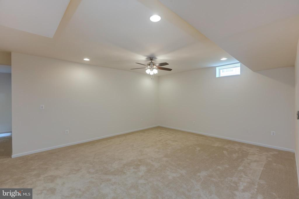 Basement Recreational Room - 43172 ASHLEY HEIGHTS CIR, ASHBURN