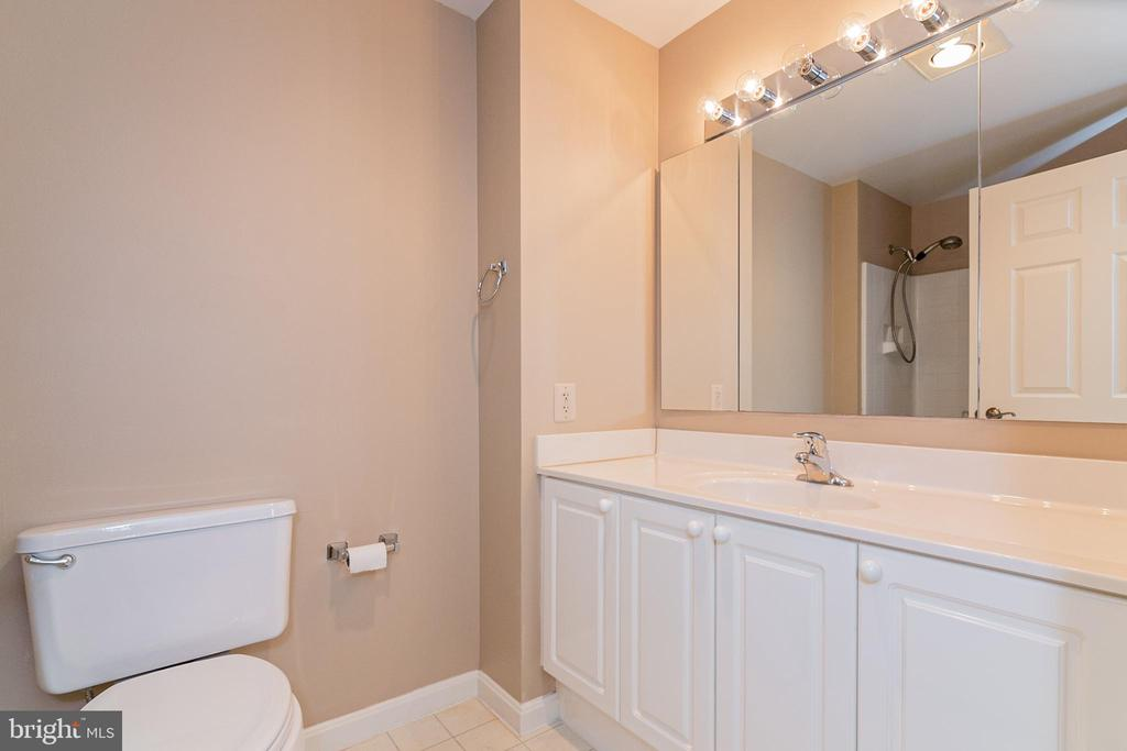 Guest Bathroom - 19365 CYPRESS RIDGE TER #417, LEESBURG