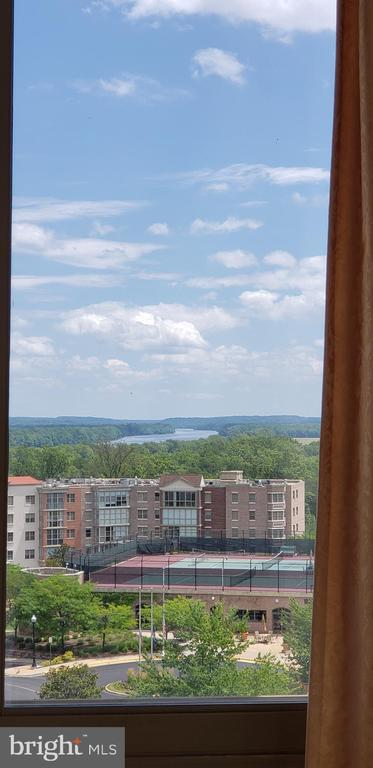 River Views from Sunroom - 19365 CYPRESS RIDGE TER #417, LEESBURG