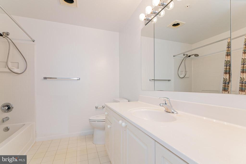 Owner's Ensuite Bathroom - 19365 CYPRESS RIDGE TER #417, LEESBURG
