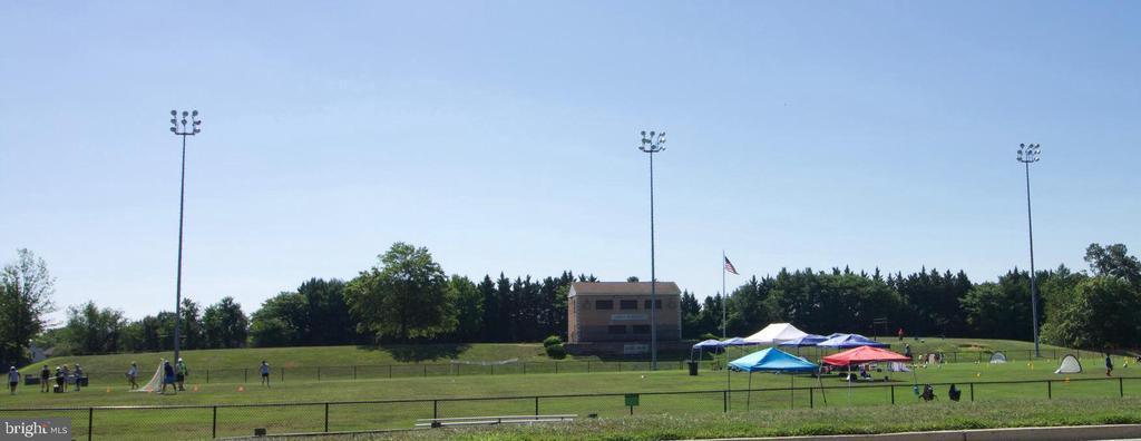 recreation fields/walking paths  at Gorc Park - 1302 WANETA CT, ODENTON