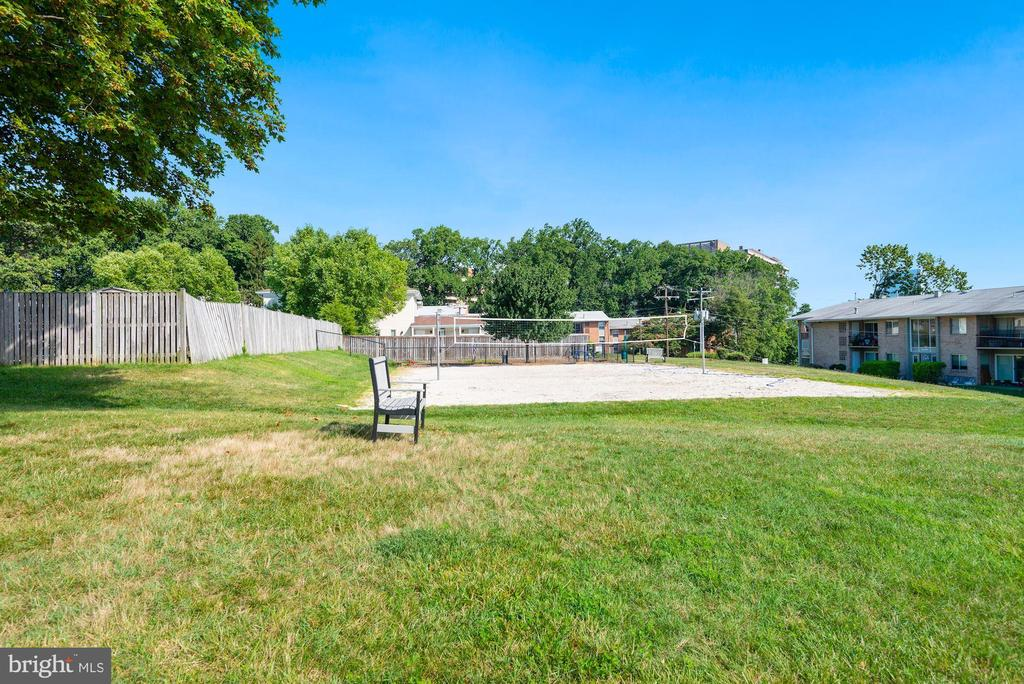 Volleyball Court - 1931 WILSON LN #102, MCLEAN