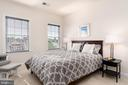 Spacious Bedroom #3 w/ walk-in closet - 7142 DEGROFF CT, ANNANDALE