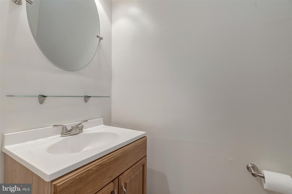 Lower Level Bath - 6948 BANCHORY CT, ALEXANDRIA