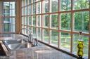 Large Kitchen Window Overlooking the Backyard - 14504 S HILLS CT, CENTREVILLE