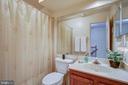 Hall Bath - 8037 SKY BLUE DR, ALEXANDRIA