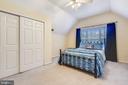 Bedroom #4/Second Master Suite - 20405 EPWORTH CT, GAITHERSBURG