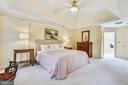 Master bedroom - 20405 EPWORTH CT, GAITHERSBURG