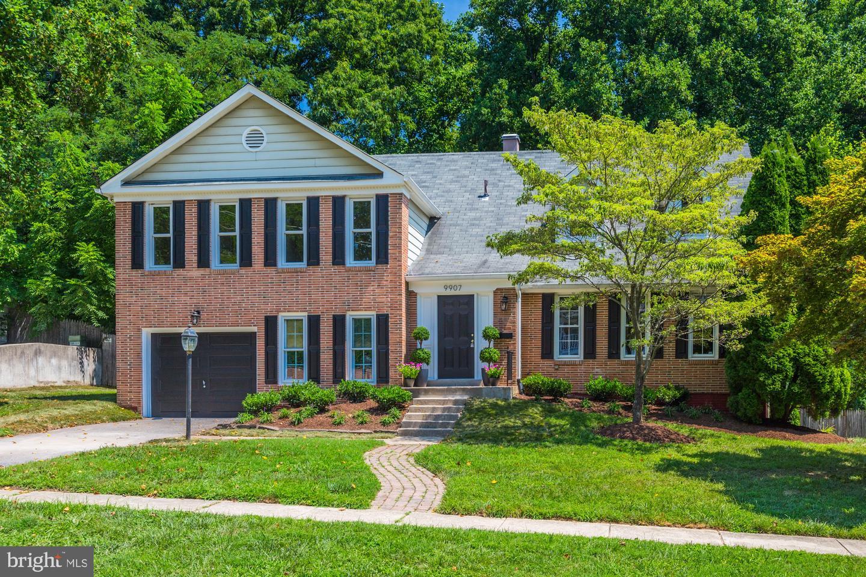 Single Family Homes のために 売買 アット Kensington, メリーランド 20895 アメリカ