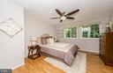 Spacious owners bedroom - 2033 BROOKS SQUARE PL, FALLS CHURCH