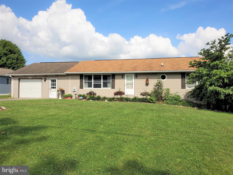 Single Family Homes voor Verkoop op Grantsville, Maryland 21536 Verenigde Staten