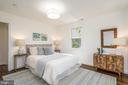 Second bedroom with hardwood floors - 3506 7TH ST N, ARLINGTON