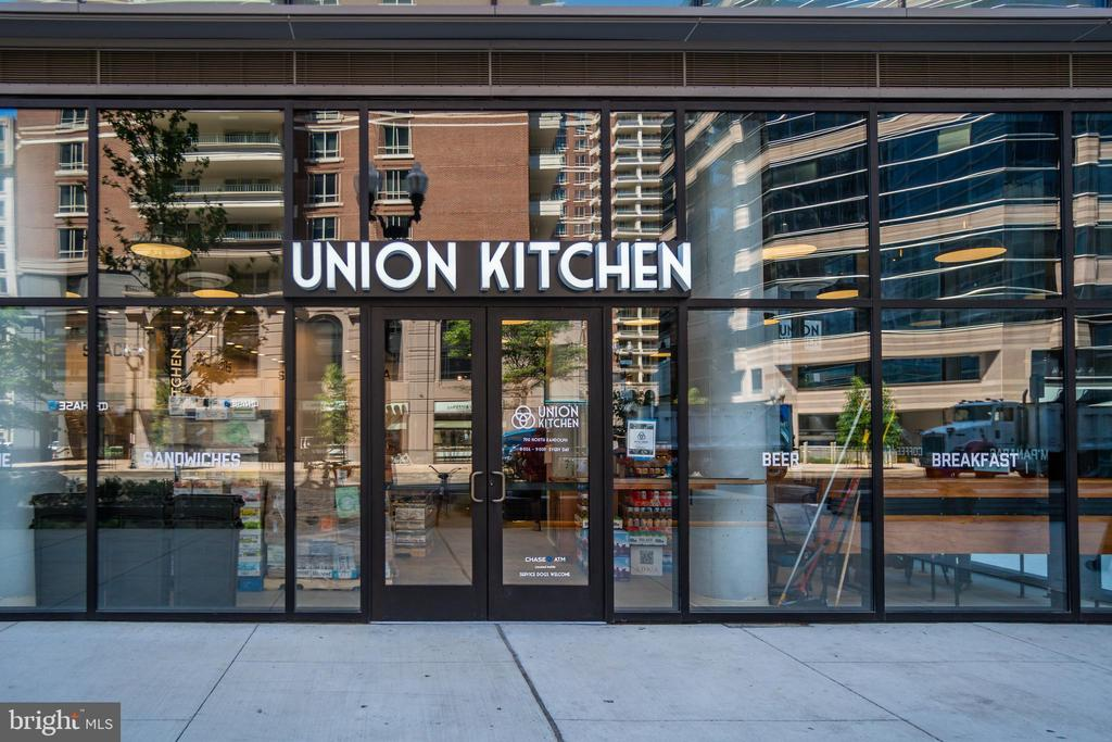 Walk to Union Kitchen - 3506 7TH ST N, ARLINGTON