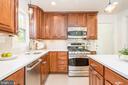 Stainless steel appliances - 3506 7TH ST N, ARLINGTON
