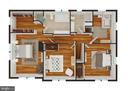 Upper Level Floor Plan - 3506 7TH ST N, ARLINGTON