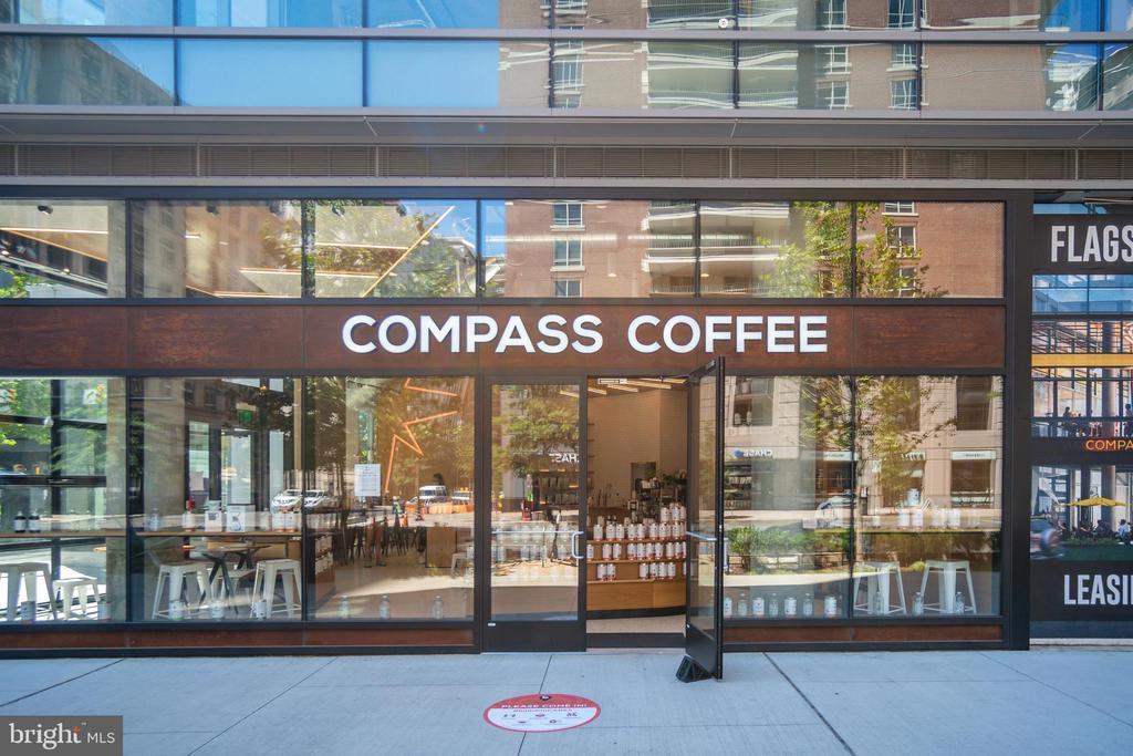 Walk to Compass Coffee - 3506 7TH ST N, ARLINGTON
