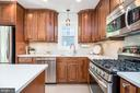 Handsome wood cabinetry - 3506 7TH ST N, ARLINGTON