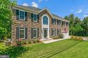 Waterfront Stone Colonial on .40 ac lot - 7304 BACKLICK RD, SPRINGFIELD