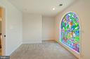 master bedroom sitting room - 7304 BACKLICK RD, SPRINGFIELD