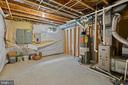 utility room - 7304 BACKLICK RD, SPRINGFIELD