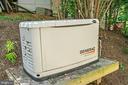 Back up generator - 7304 BACKLICK RD, SPRINGFIELD