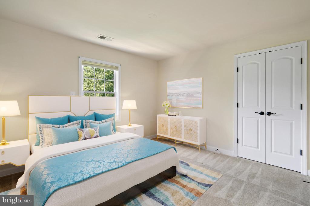 VS bedroom#2 - 7304 BACKLICK RD, SPRINGFIELD
