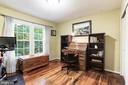 Bedroom 3 - 13915 MARBLESTONE DR, CLIFTON