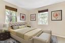 Virtually Staged Second Bedroom - 1911 KEY BLVD #11563, ARLINGTON