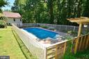 Pool - 3366 BANNERWOOD DR, ANNANDALE