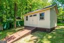 Shed (as is) - 5708 GLENWOOD CT, ALEXANDRIA