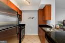 Granite countertops - 1021 N GARFIELD ST #323, ARLINGTON