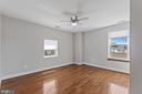 Bedroom 3 - 3518 10TH ST NW #B, WASHINGTON