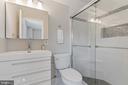 Bathroom 1 - Ensuite - 3518 10TH ST NW #B, WASHINGTON