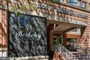 Building entrance - 1000 N RANDOLPH ST #809, ARLINGTON