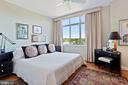 Master bedroom with 3 closets (1 small) - 1000 N RANDOLPH ST #809, ARLINGTON