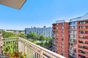 Balcony 2 - 1000 N RANDOLPH ST #809, ARLINGTON