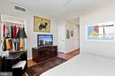 Master bedroom - 1000 N RANDOLPH ST #809, ARLINGTON