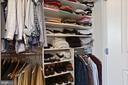 Master bedroom closet #2 - 1000 N RANDOLPH ST #809, ARLINGTON