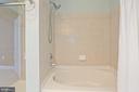 Master bath - 3600 S GLEBE RD #823W, ARLINGTON