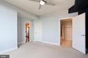 Master bedroom - 3600 S GLEBE RD #823W, ARLINGTON