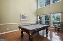Soaring two story living room with loads of light - 20157 VALHALLA SQ, ASHBURN