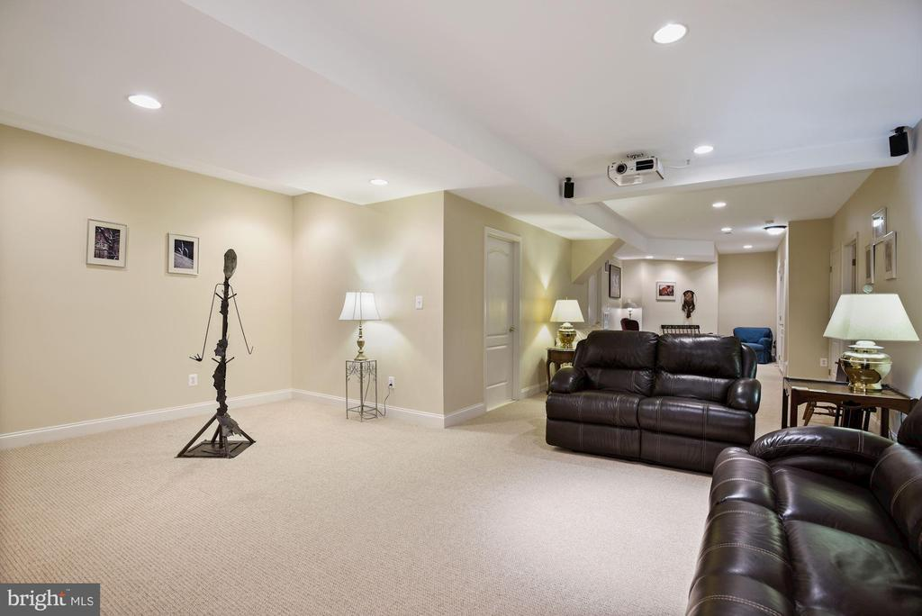 Theater equipement does not convey - 20157 VALHALLA SQ, ASHBURN
