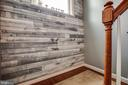 This custom shiplap wall is awesome! - 3110 RIVERVIEW DR, COLONIAL BEACH