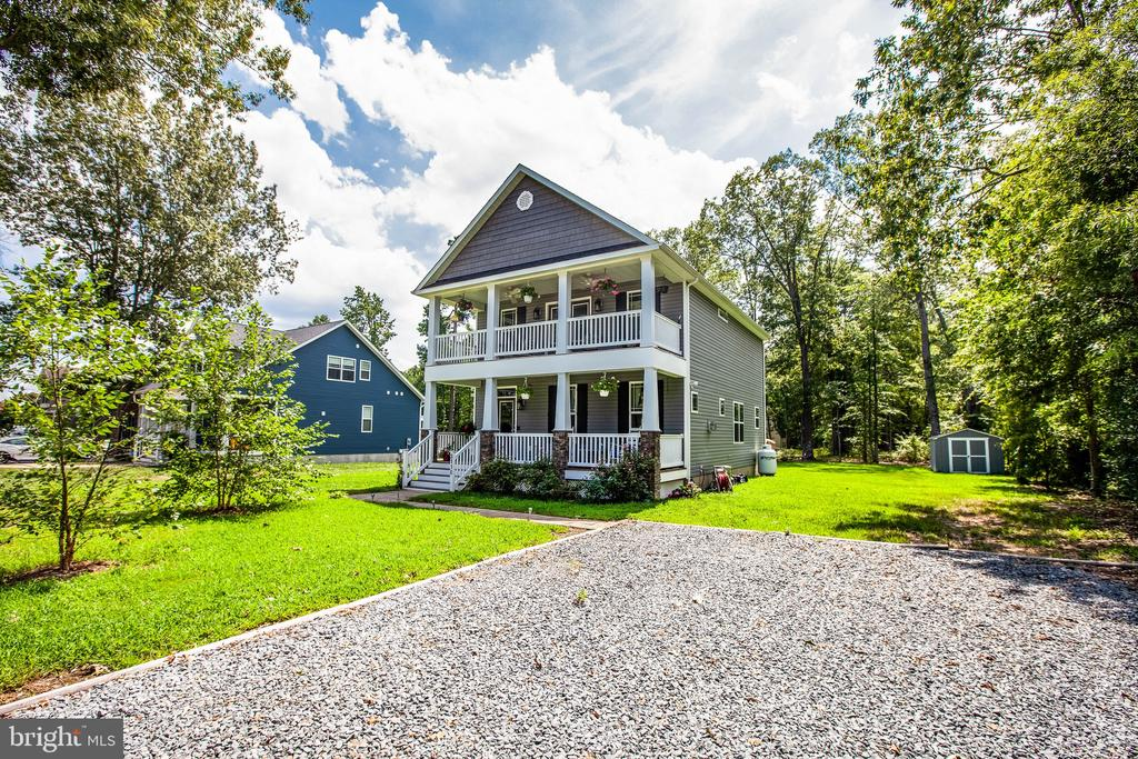 Welcome home! - 3110 RIVERVIEW DR, COLONIAL BEACH