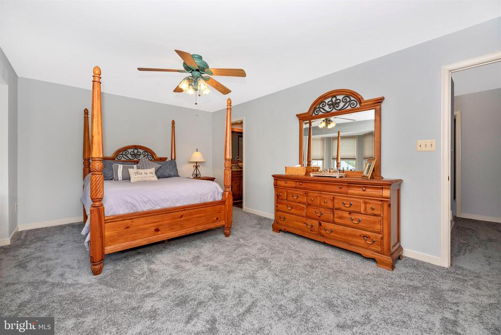 Master Bedroom - 2022 MALVERN WAY, FREDERICK
