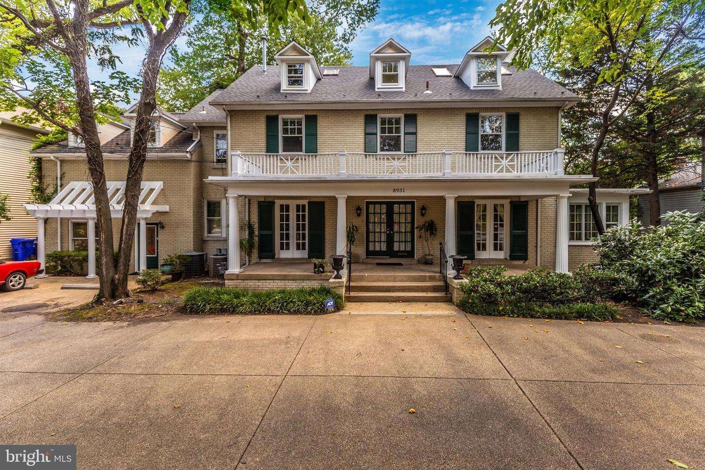 Single Family Homes per Vendita alle ore Silver Spring, Maryland 20910 Stati Uniti